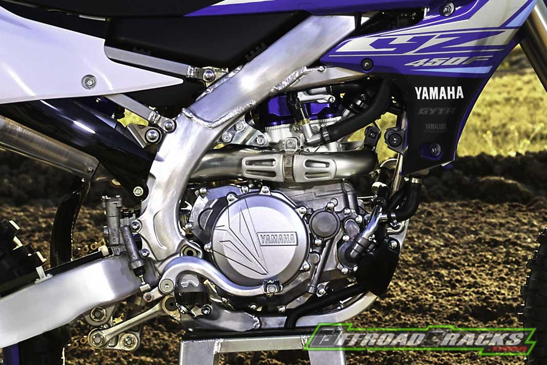 Yamaha Yz F C A Offroadcracks on Yamaha Wr450f Dual Sport Kit